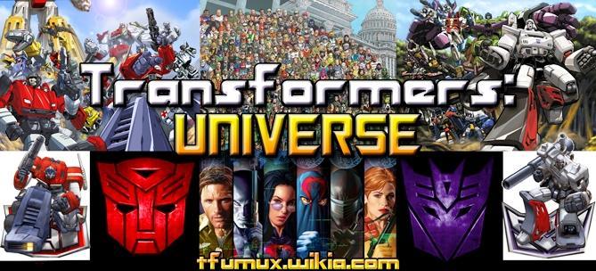Transformers Universe MUX
