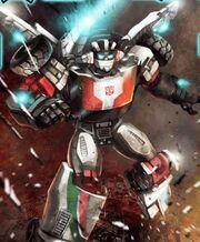 Wheeljack (1) - Robot
