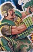 Sergeant Backblast