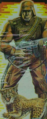 Sergeant Spearhead