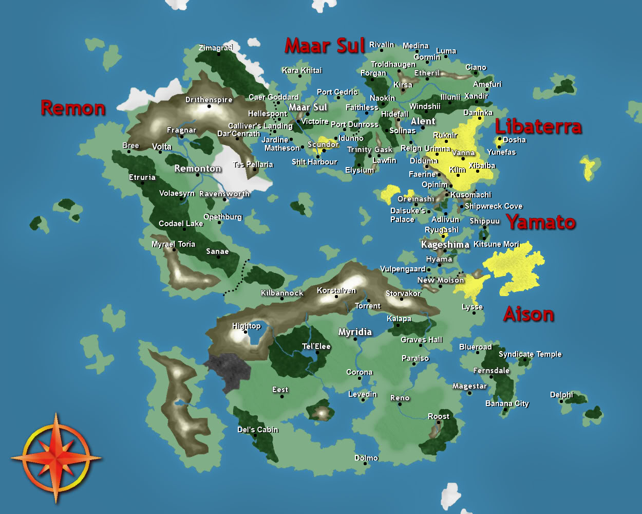 Godslayer map2