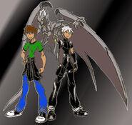 Justin Seyvont, Bearer of the Kinsmir Blade