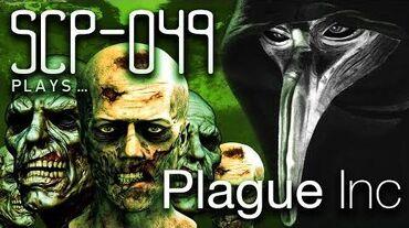 SCP 049 Zombie Apocalypse!