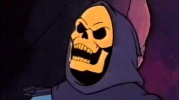 Skeletor's hit new song MYAH!