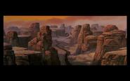Robot Kingdom Rocky Canyon