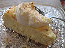 File:220px-Almond Cheesecake.jpg