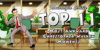 Top 11 Most Awkward Christopher Walken Moments