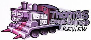 Nc thomas and the magic railroad by marobot-d4s1l1k
