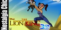 The Lion King (in 3D!)