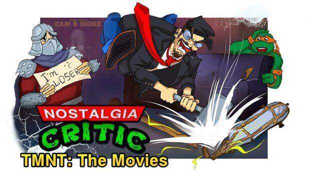 File:Nostalgia Critic -4 - Teenage Mutant Ninja Turtles The Movies.jpg