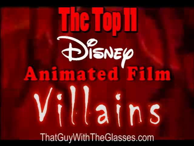 File:38 Nostalgia Critic - Top 11 Disney Villains.jpg