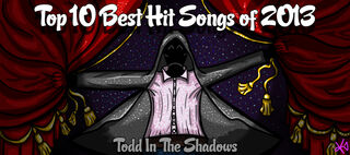 Top 10 best hit songs of 2013 by thebutterfly