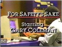 For safety sake dvd-r hell