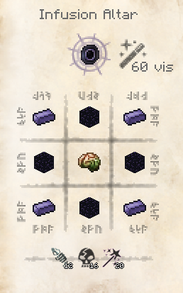 Rune thantos craft