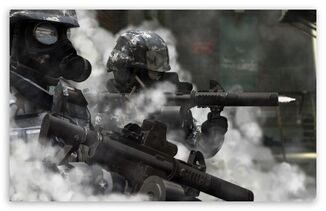 Chat riot police