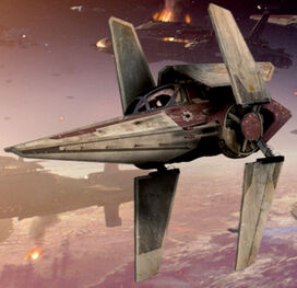 F-3 a-wing