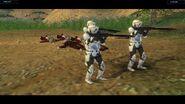Scout Trooper death squad