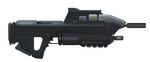 Halo seal rifle