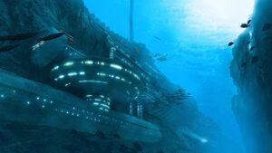 Underwater base