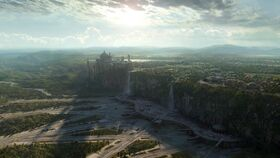 New naboo space port