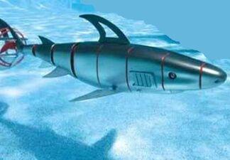 Robotic Shark