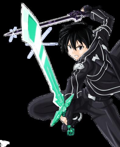 File:Kirito Mega Render.png