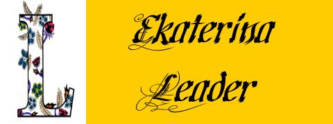 Ekaterina Leader1
