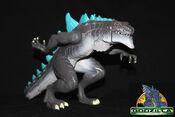 TRENDMASTERS Animated Godzilla the Series Unreleased Fully Painted with Working Electronics Thunder Sonic Godzilla Prototype