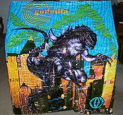 Godzilla Kids Playhouse