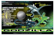 Trendmasters Animated Godzilla The Series Unreleased Collection of Figures and Prototypes and Collectibles56..