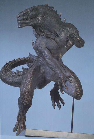 File:Godzilla 98 maquette0.jpg