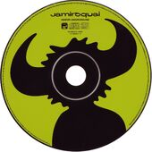 Jamiroquai - Deeper Underground - CD