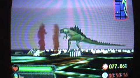 Godzilla Generations Godzilla USA(A.K.A