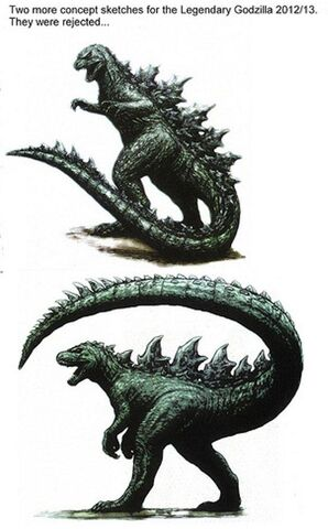File:Officially rejected godzilla2014 concept designs.jpg