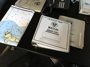 Documents from the set of Godzilla (2014).