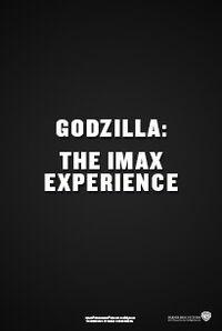Godzilla The IMAX Experience
