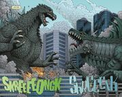 Godzilla roe issue 2 pages 2 3 by kaijusamurai-d6g425s