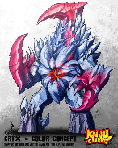 File:Kaiju combat cryx by kaijusamurai-d6572jn.jpg