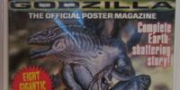Godzilla: The Official Poster Magazine