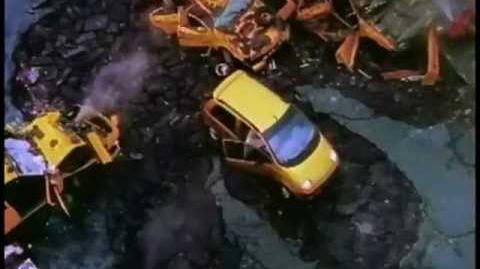 GODZILLA® (1998) - Matiz Commercial
