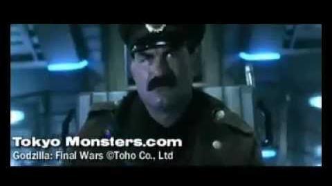 Godzilla Final Wars® (2004) - Theatrical Trailer