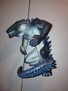 Godzilla (American) 1998 Toy Action Figure Statue Kaiju1