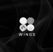 Wings black logo