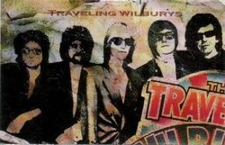Wilburys vol1 us cass