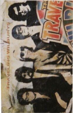 Wilburys vol1 uk europe cass