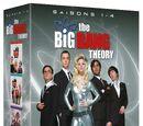 DVD Saisons 1 - 4