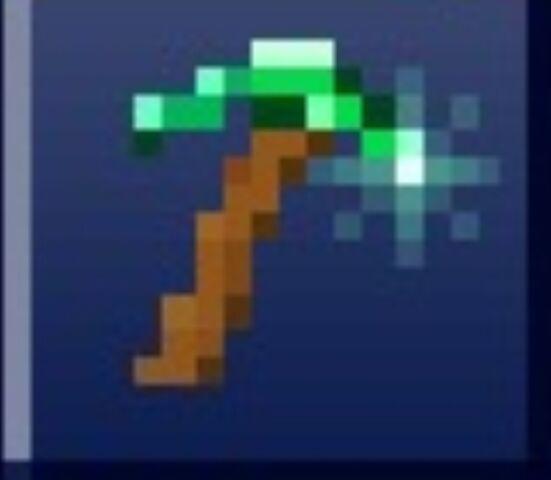 File:Emerald Pickaxe.jpg