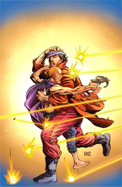 Archer and Armstrong Cover2
