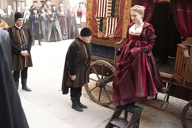 File:017 Lucrezia's Gambit episode still of Lucrezia Borgia.jpg
