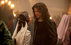 File:017 The Wolf and the Lamb episode still of Charlotte of Albret and Cesare Borgia 250px.png